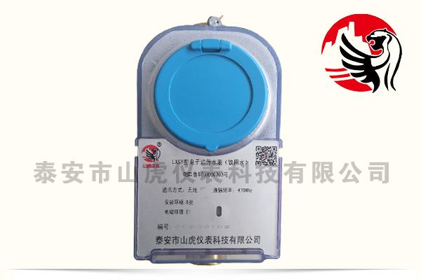 LXSY型电子远传水表(饮用水)7