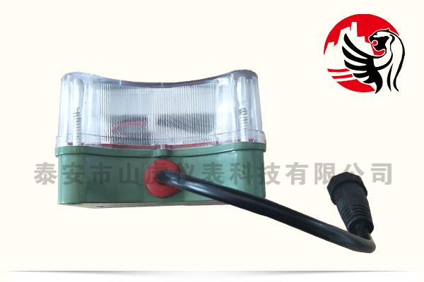 SHK型IC卡冷水表外挂式新款3